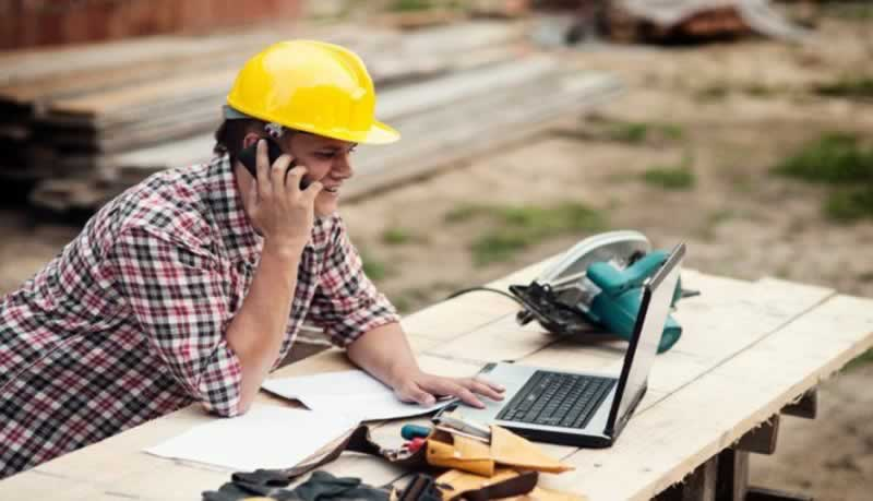 How to grow a construction and repair business - working on site