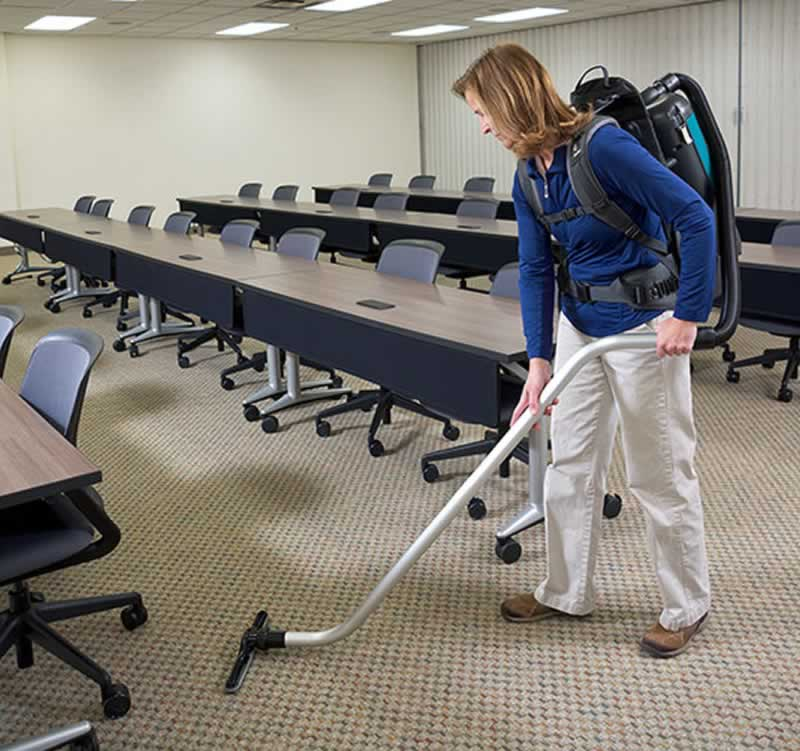 How to use backpack vacuums - backpack vacuum