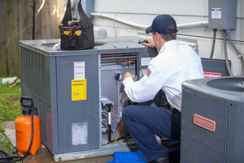 Huntley Illinois Home Repair Tips - Making Your AC More Efficient with Repairs