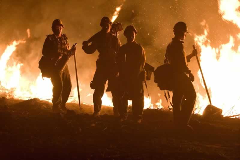 Major Fires in San Diego - standard oil fire
