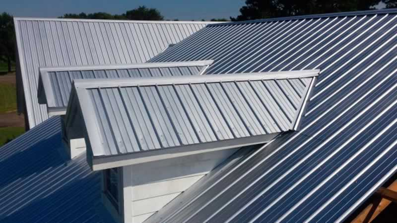 Metal Roofing 5 Types and What They Offer - galvalume steel roof