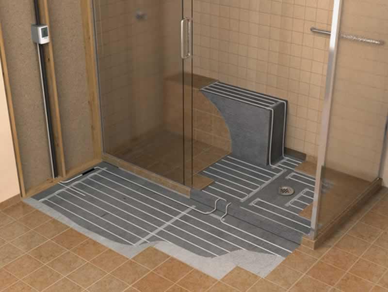 Radiant Floor Heating in Your Bathroom – Should You Do It - heating