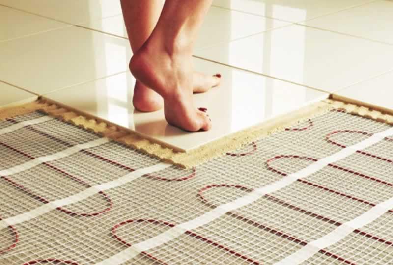 Radiant Floor Heating in Your Bathroom – Should You Do It