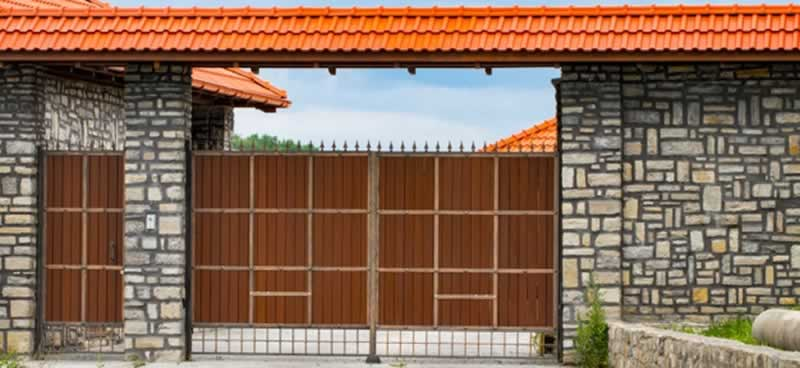 Reasons Why You Might Want an Automatic Gate - gate