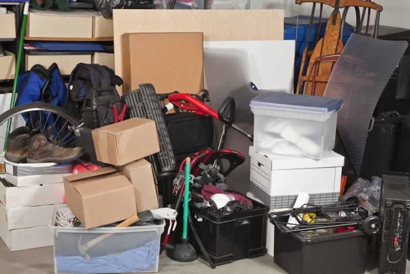 Storage solutions for home renovation - storage unit