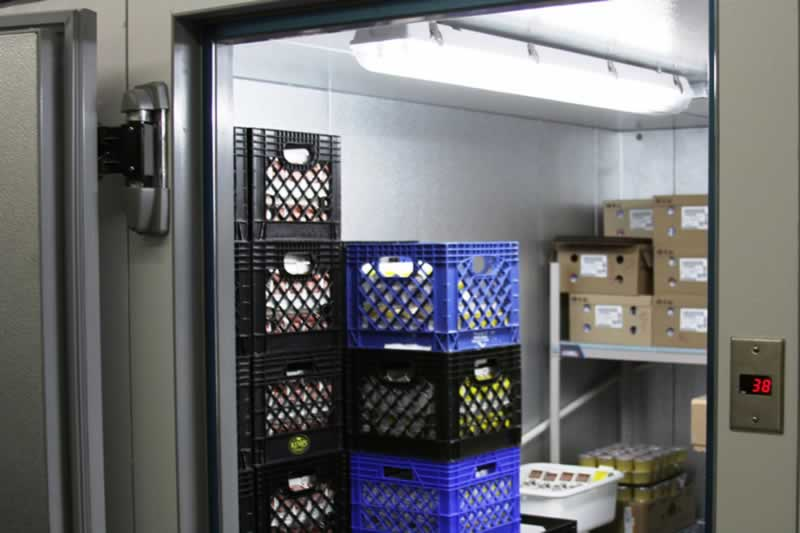 The Benefits of a Walk-In Freezer for Businesses - walk in freezer