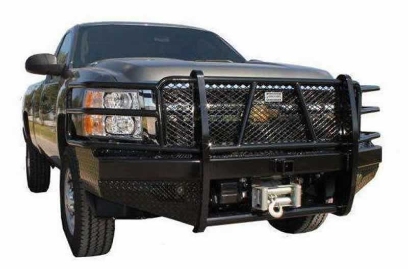 Things to Consider Before Installing an Aftermarket Truck Bumper