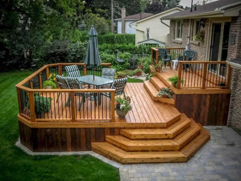 Things to remember when building a deck for your home - amazing deck