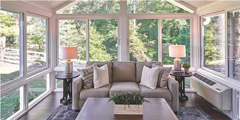 Tips for Keeping a Hot Sunroom Cool In the Summer - sunroom
