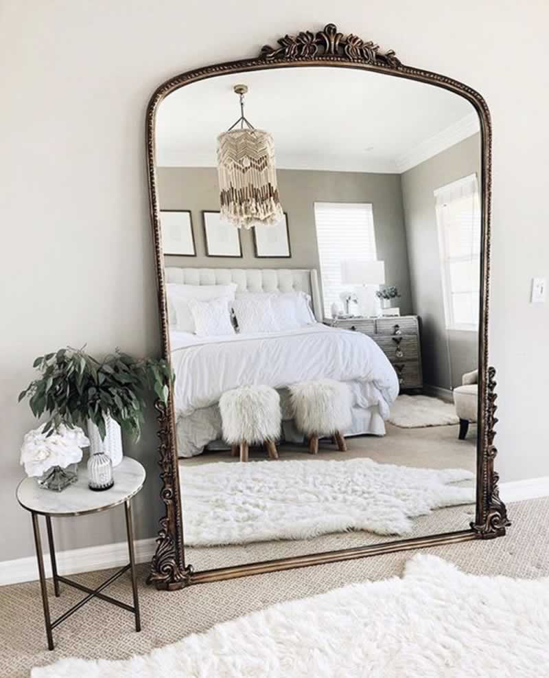 Tips for using a mirror as an interior's element
