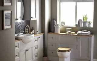 Top Benefits Of Replacing Your Bathroom Furniture And Vanity - farmhouse bathroom