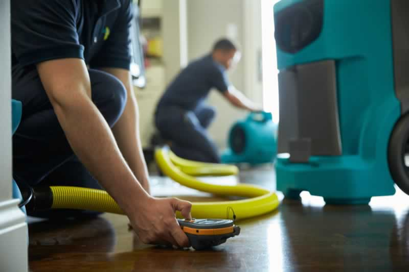 Water Damage Restoration Dos and Don'ts - drying