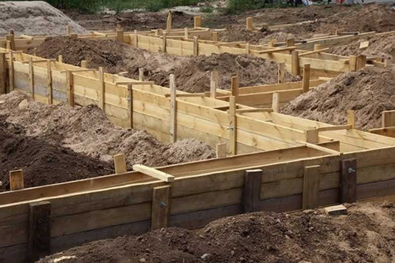 What are the Components of Formwork - formwork