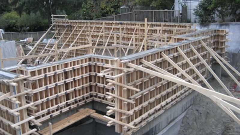 What is Concrete Formwork