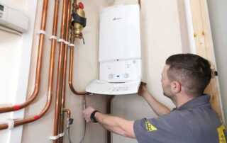 What to Expect with Your New Boiler Installation at Home - installation