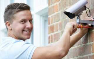 3 DIY Jobs That Help Keep Your Home Secure - camera