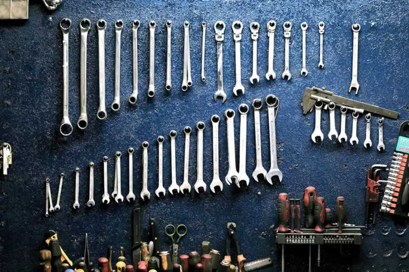 4 Basic Garage Tools Every Person Should Own - wrenches