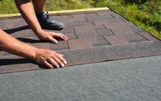 7 Questions to Ask Yourself Before Replacing Your Own Roof - shingles