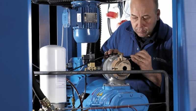 Benefits of Air Compressor Maintenance - maintenance