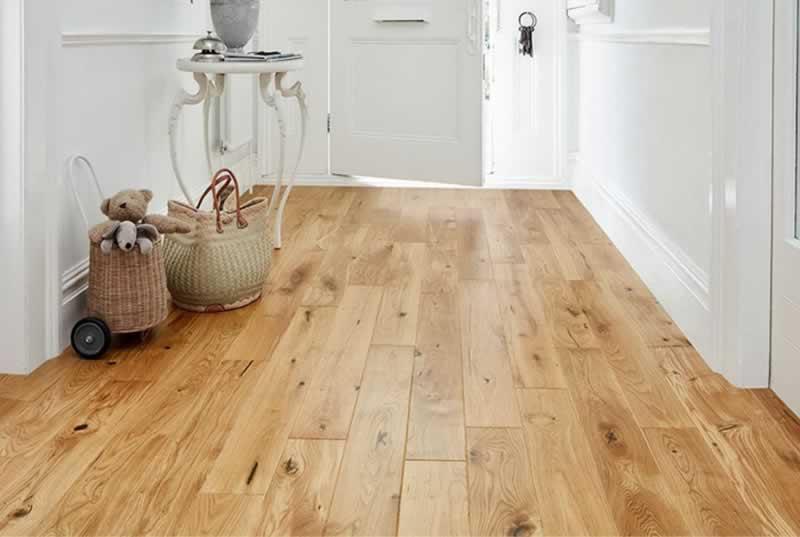 Carpet or Hardwood - wood flooring