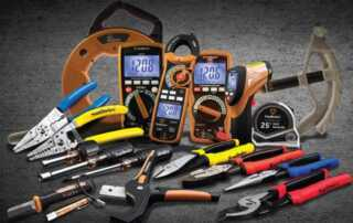 Essential Tools for Electricians - tools