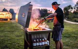 Gas Grill Buying Guide - grilling