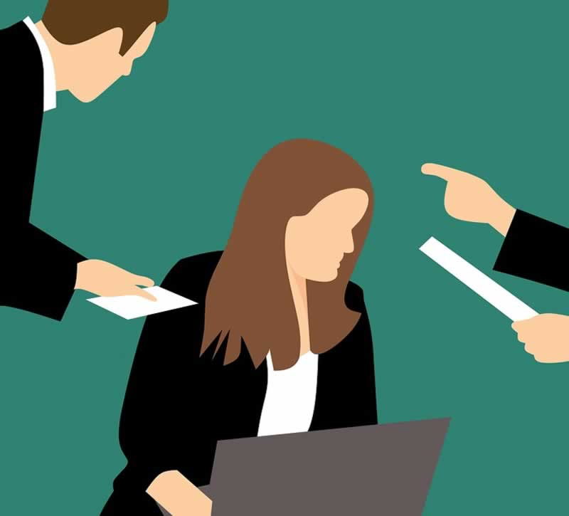 How To Protect Your Rights If You Have Been Harassed At Work
