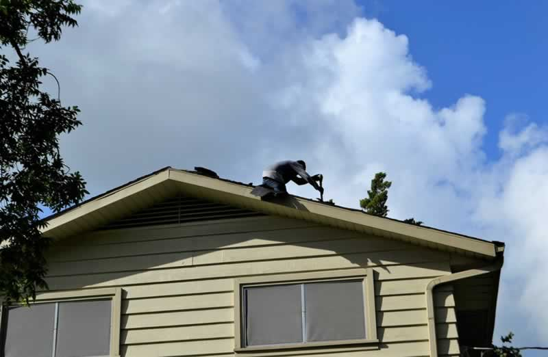 How To Repair or Replace Your Roof