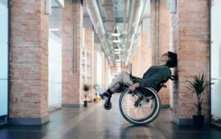 How To Stay Comfortable And Happy Despite Your Disability - wheelchair