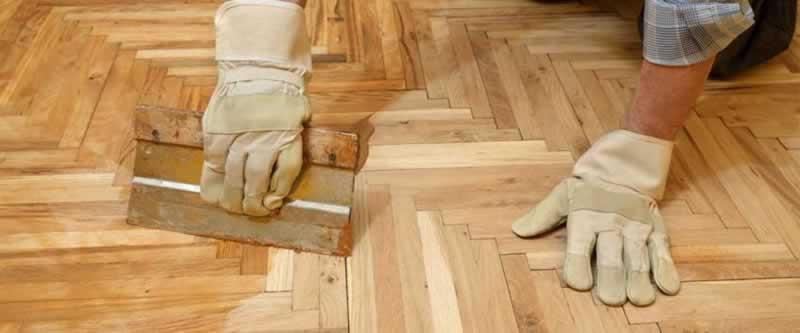 How to Fill the Gaps in Your Home's Wood Floors
