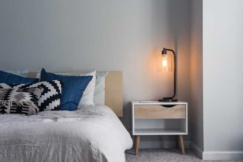 How to make your bedroom a stress-free space