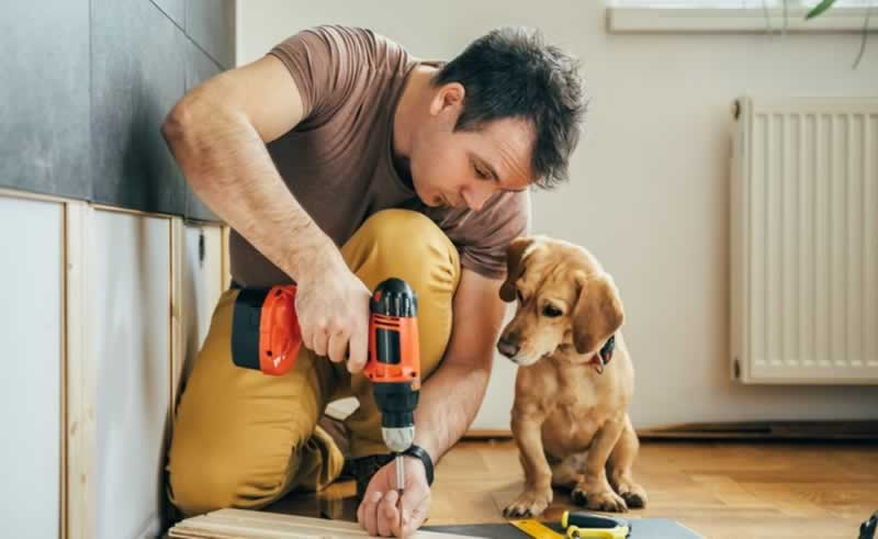 Learn How To Think When Renovating Your Home By Yourself - DIY