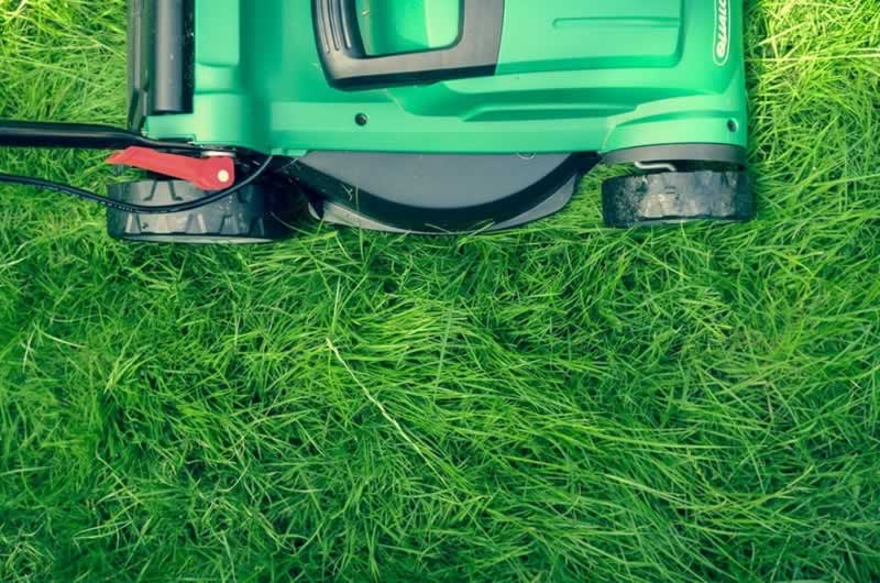 Looking After Your Front Yard and Porch Has Never Been Easier - lawn mower