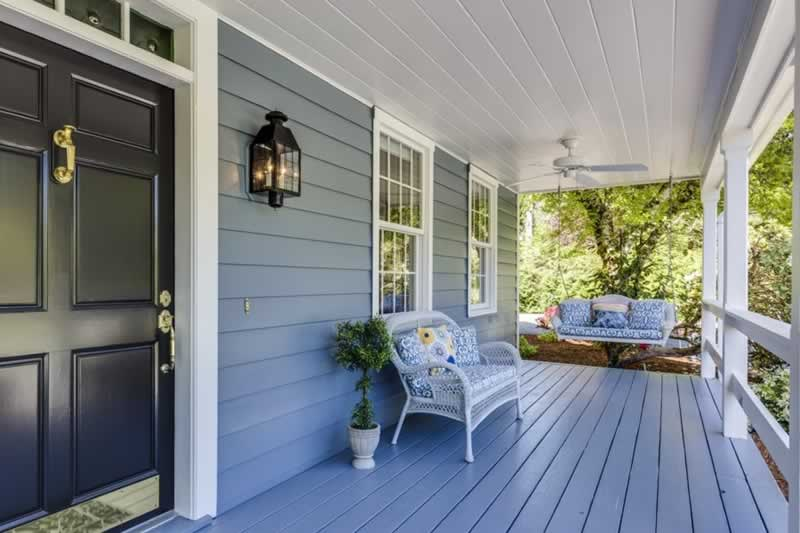 Looking After Your Front Yard and Porch Has Never Been Easier