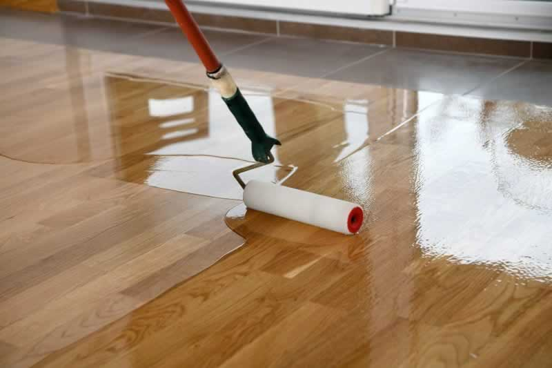 Prepare Your Home for Timber Floor Sanding and Finishing - finishing