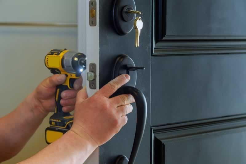 Quick Door Repair Ideas for Sticky Situations - repairing