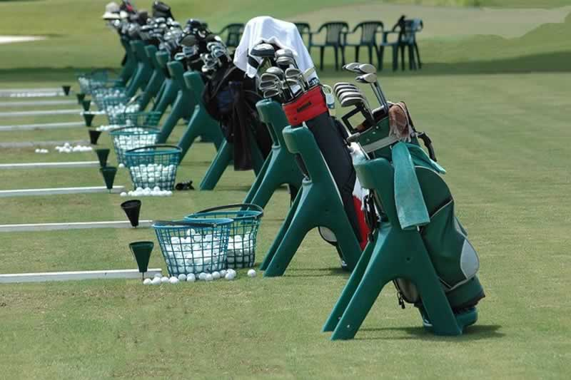 Should you Make Your Own Indoor Golf Course or Become a Golf Club Member - golf course