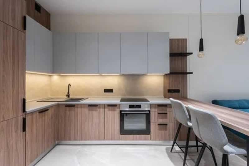 Top 5 Charming Wooden Kitchen Ideas - cabinets