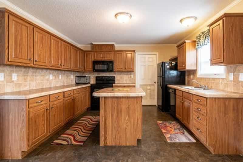 Top 5 Charming Wooden Kitchen Ideas - rustic wooden kitchen