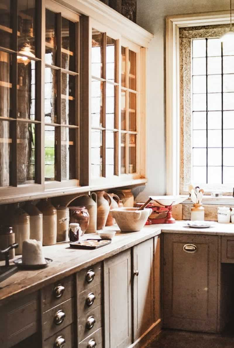 Top 5 Charming Wooden Kitchen Ideas - tips