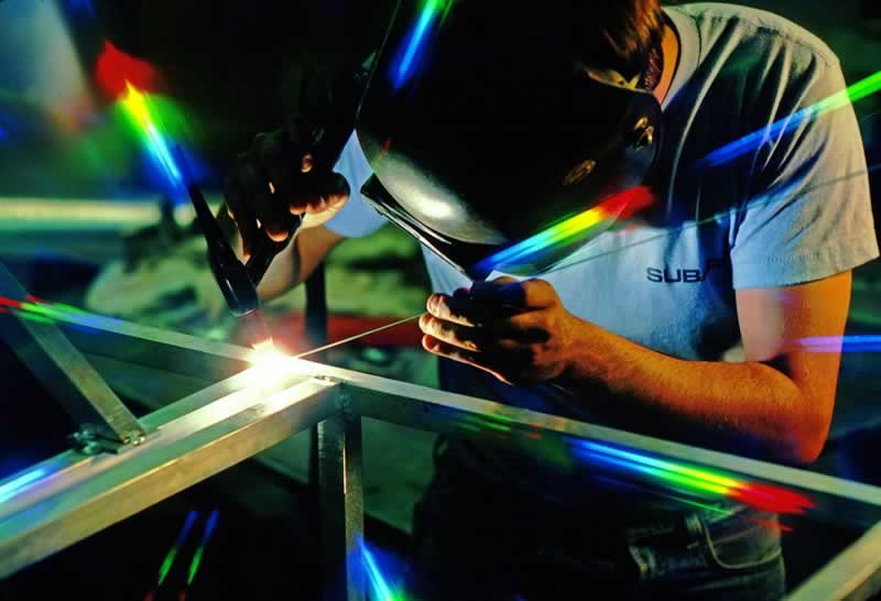 Welding Works You Can Do at Home That Pays Good Money - portrait