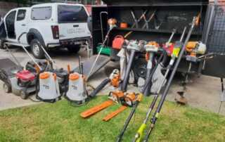What Equipment do you Need When Starting a Gardening Business - equipment