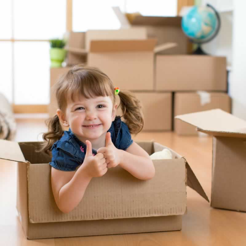 5 Tips for a Stress-Free Moving Process - kid