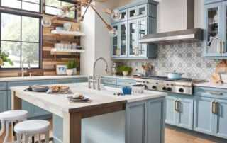 5 different kitchen styles for every person - farmhouse kitchen