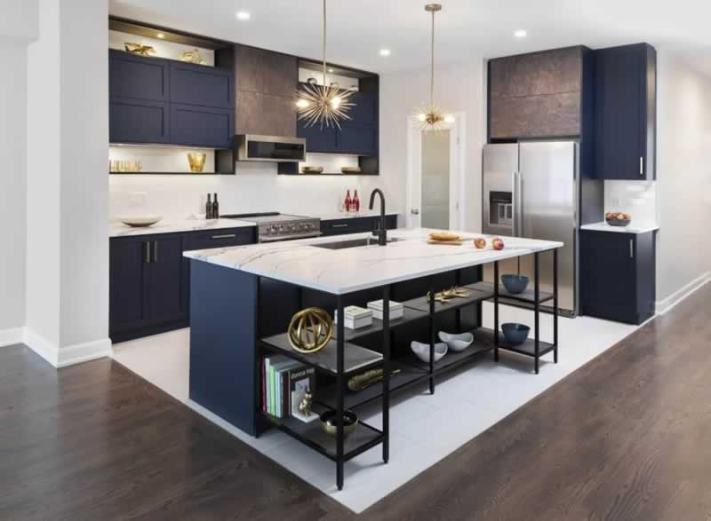 5 different kitchen styles for every person