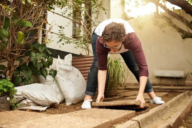 6 At-Home Projects to Keep You Busy While You're Bored - paving
