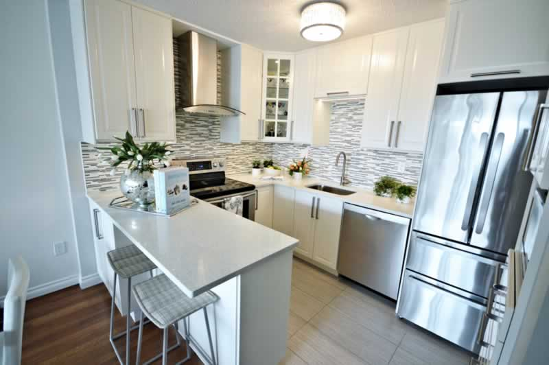 8 Things to Consider Before Renovating Your Kitchen - small kitchen