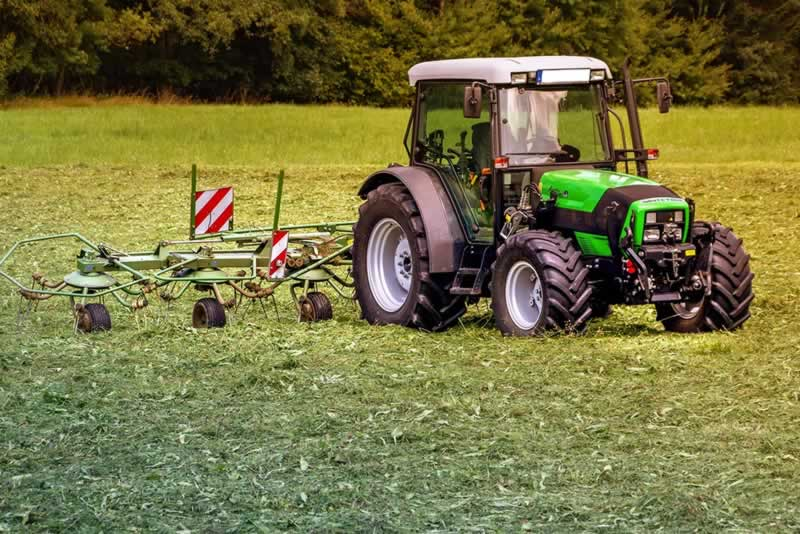 9 Reasons you need a tractor