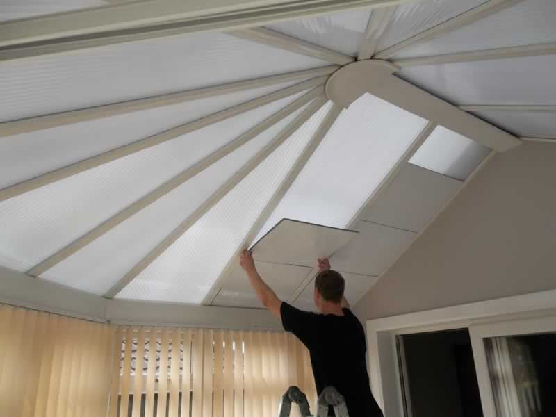 A Quick Guide On Conservatory Insulation - insulating