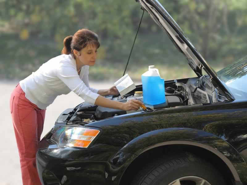 Automotive jargon every car owner should know - women with book